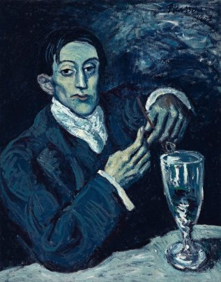 The_Absinthe_Drinker